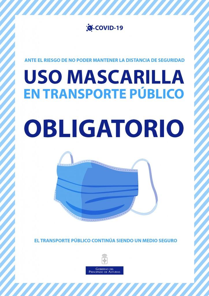 USO MASCARILLA TRANSPORTE